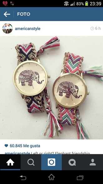 jewels watch americanstyle elephant