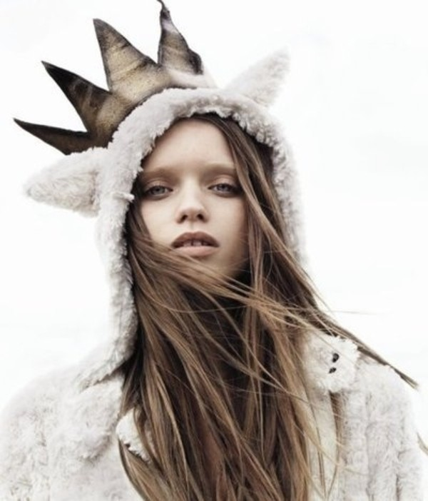 hat wolf queen halloween costume costume costumes faux fur animal coat where the wild things are - Max Halloween Costume Where The Wild Things Are