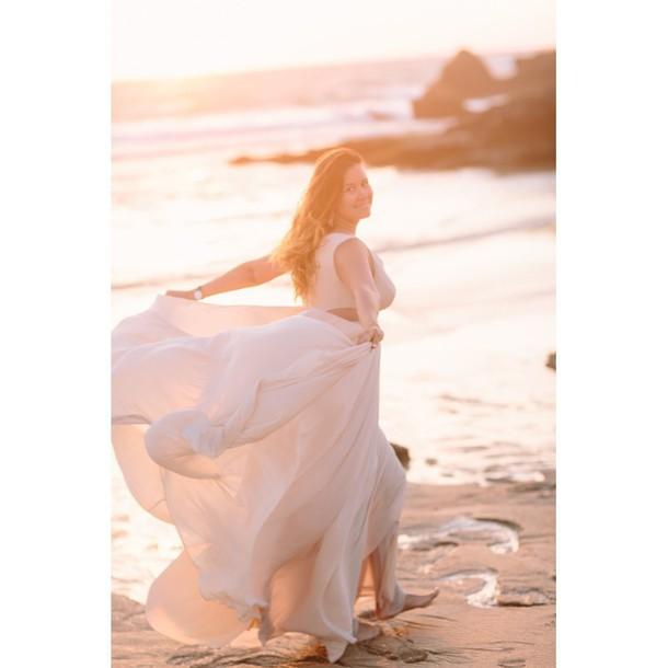 dress summer pink necklace a-line wedding dresses