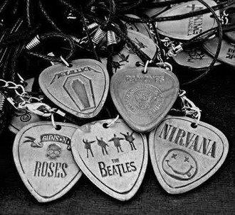 jewels necklace band merch