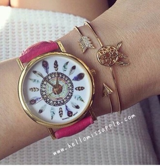 jewels swatch pink indian
