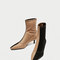 Two - tone high heel ankle boots-view all-shoes-woman | zara macedonia