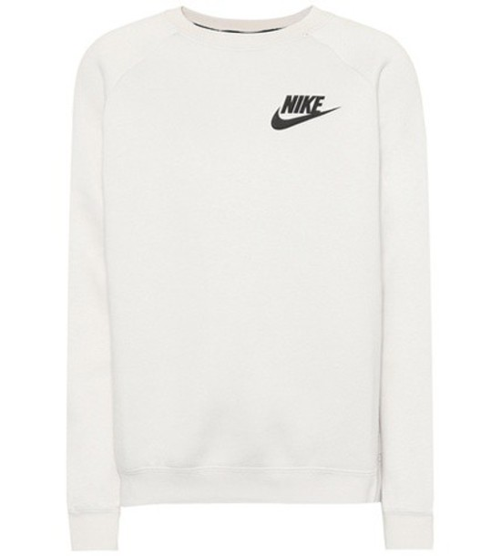 Nike sweatshirt new classic grey sweater