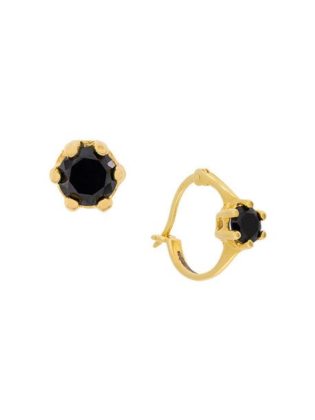 IOSSELLIANI women earrings gold silver yellow orange jewels