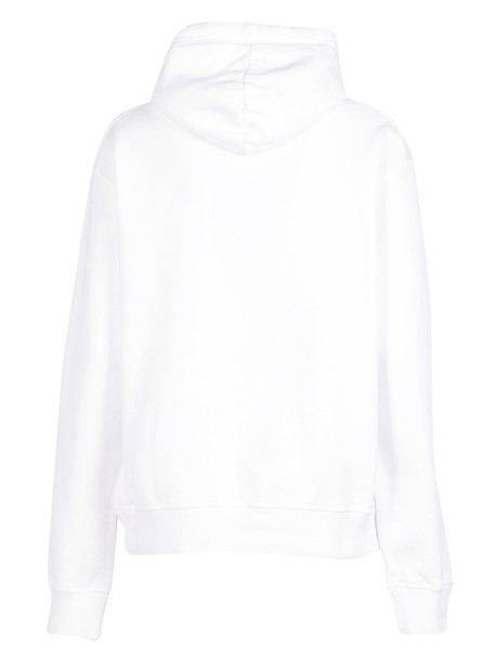 Dsquared2 hoodie white sweater