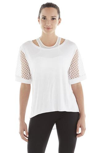 top activewear white michi bikiniluxe