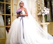 dress,wedding dress,wedding clothes,kate hudson,vera wang