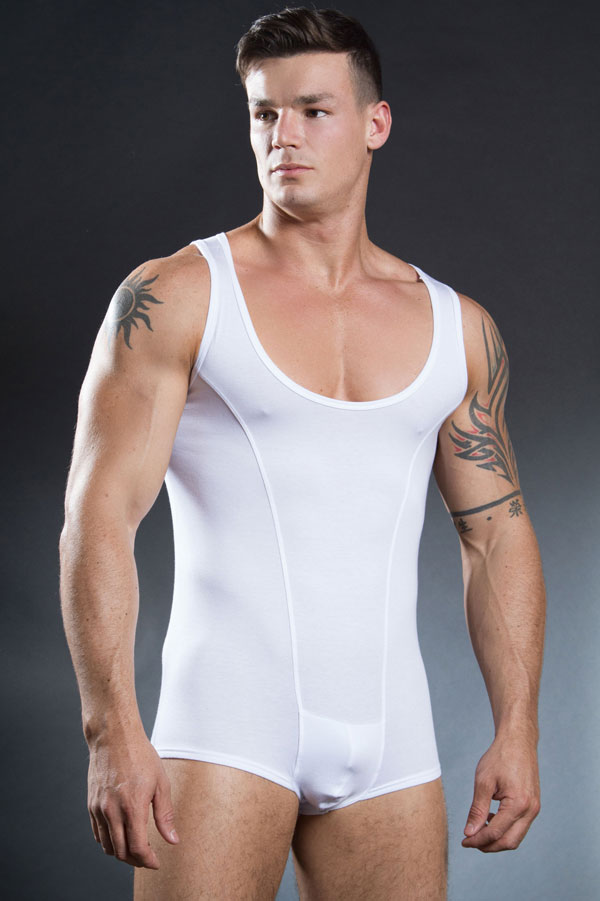 Doreanse 3010 Bulge Body | Mens Tank Tops