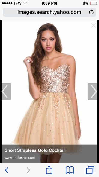 gold sequins gold sparkle gold sparkly prom dress gold sparkly short dress glitter dress gold glitter