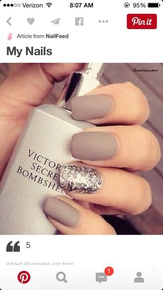 nail polish nails nude matte off of pinterest