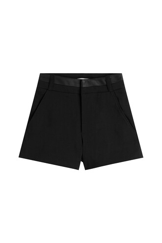 shorts high black