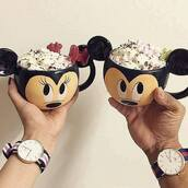 home accessory,mickey mouse,minnie mouse,cup,coffee,mug,minnie and mickey,disney,couple,pair,duo,tea