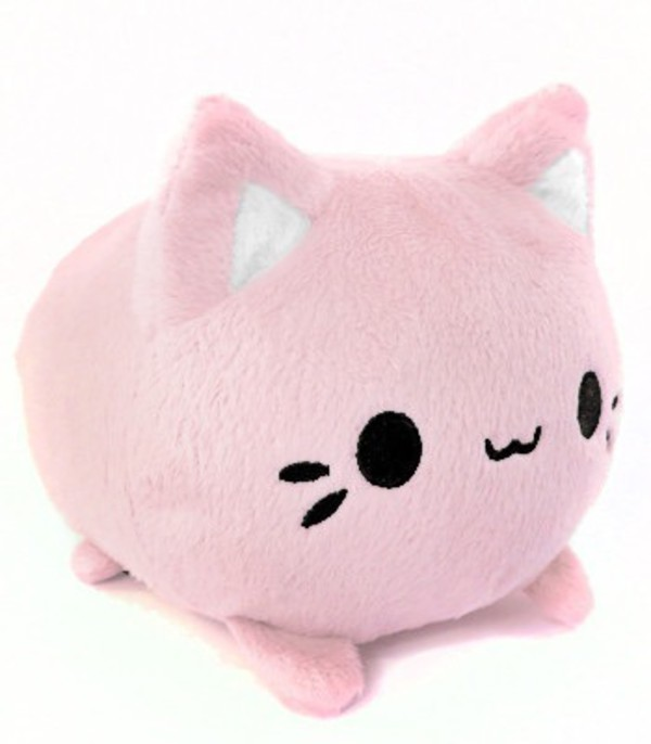 Plush Anime Cat