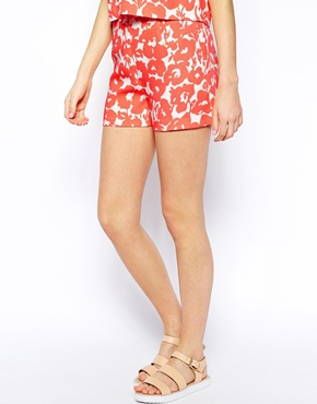 Oasis | Oasis – Palm Beach – Shorts bei ASOS