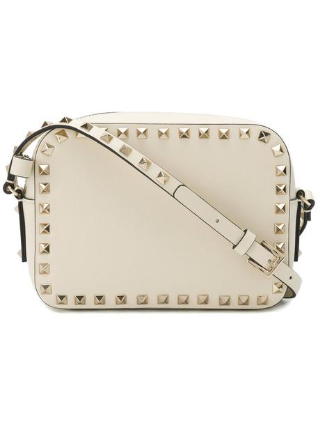 Valentino Garavani women bag crossbody bag leather nude