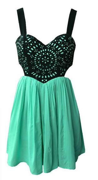 Penelope Cut-Out Dress