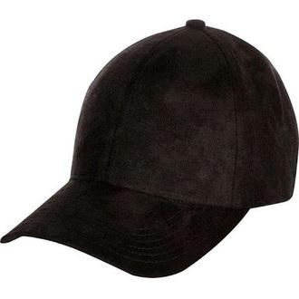 hat faux suede cap baseball cap suede