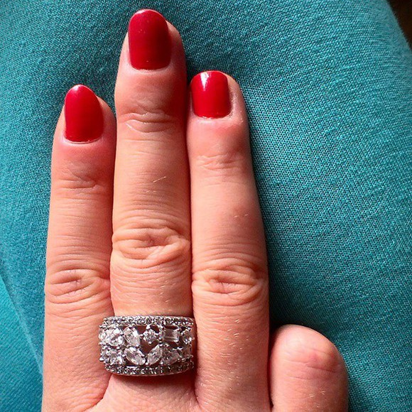 diamonds engagement ring jewels