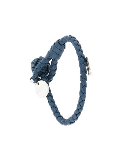 Bottega Veneta women blue jewels