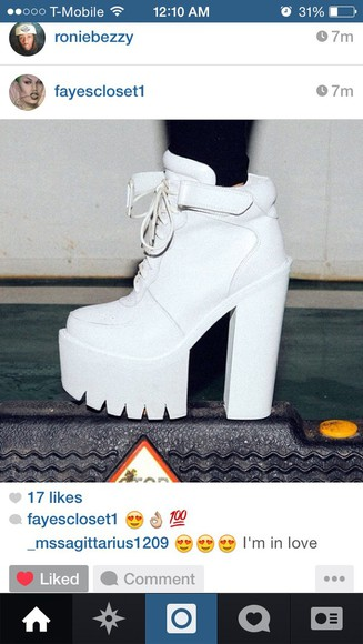 shoes jeffrey campbell white