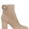 85mm suede ankle boots