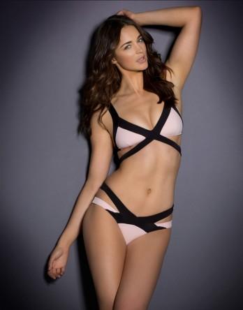 Bikinis by Agent Provocateur - Mazzy Bikini Bra