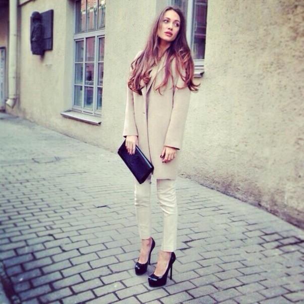 coat bag shorts shoes pants