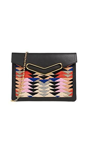 Lizzie Fortunato clutch cool bag
