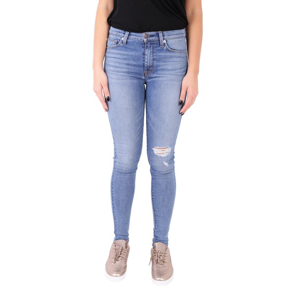 Hudson jeans skinny jeans super skinny jeans light blue light blue