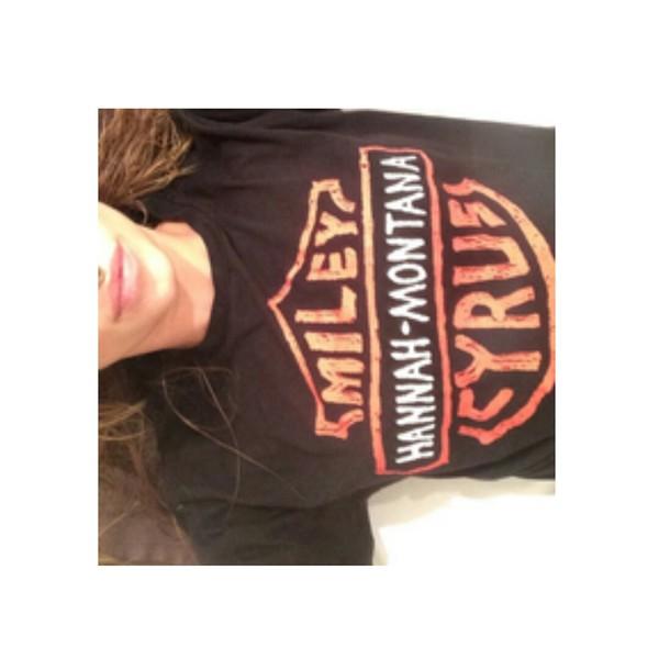 t-shirt miley cyrus shirt