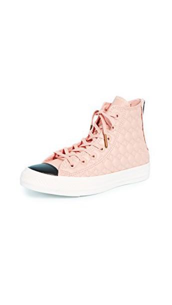 converse back zip high sneakers high top sneakers black pink shoes