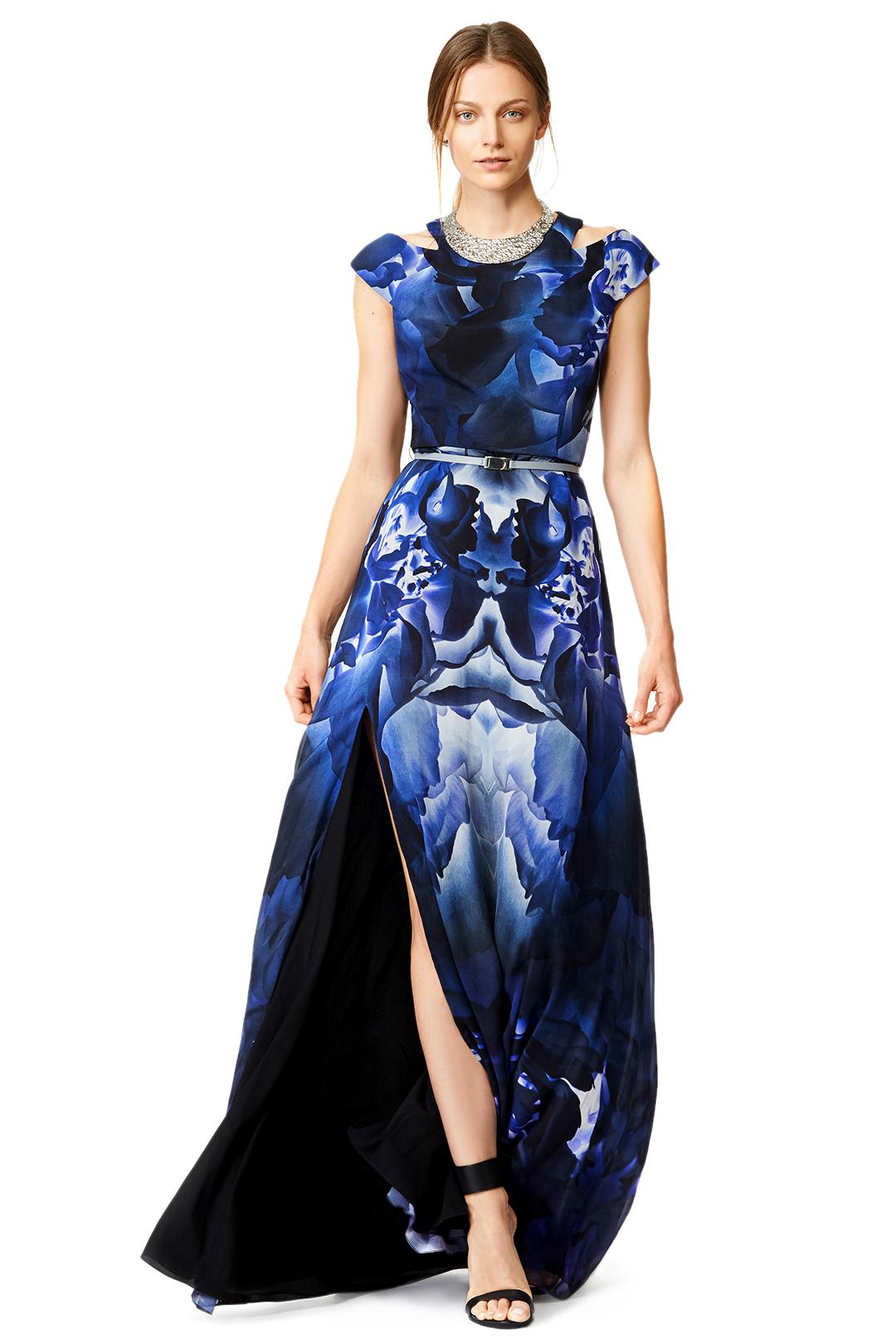 GABRIELA CADENA Mirror Mirror Gown