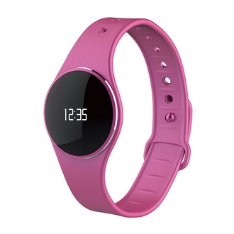 home accessory rose pink smartwatch