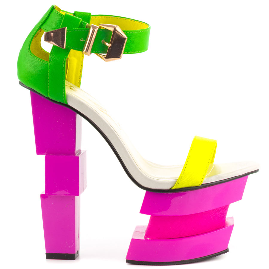 Secrets Out - Neon Yellow, Privileged, 118.99, FREE 2nd Day Shipping!