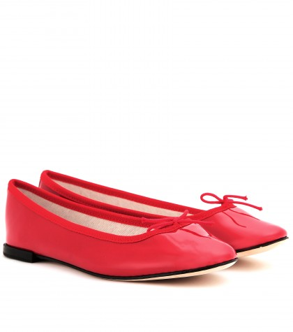 mytheresa.com -  Cendrillon patent-leather ballerinas - ballerinas - shoes - Luxury Fashion for Women / Designer clothing, shoes, bags
