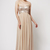 Special Azaria rose gold / pink  Dress  -  Sentani Women's Fashion
