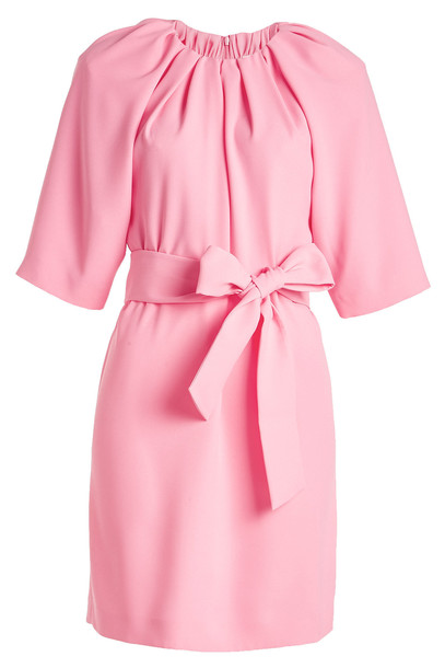 Maison Margiela Dress with Bow  in pink