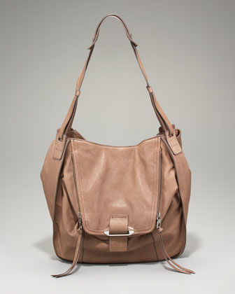 Kooba zoey leather hobo