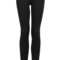 Moto black leigh jeans - topshop