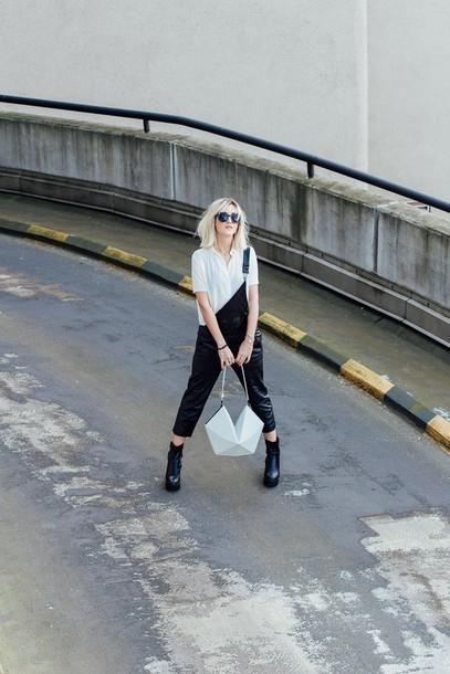 mikuta now blogger bag shirt shoes