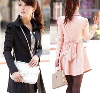 pink coat coat pink trench coat trench coat