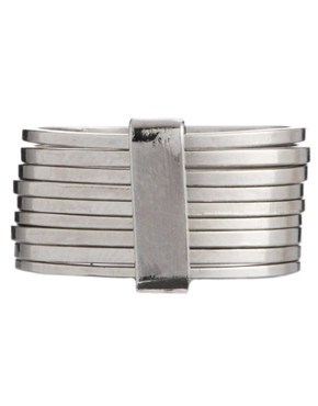 ASOS | ASOS Multipack Stacked Rings at ASOS