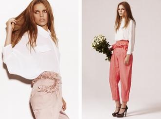 pink pants pants