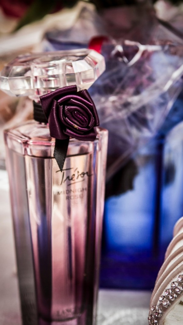 lancome midnight rose perfume body care paris