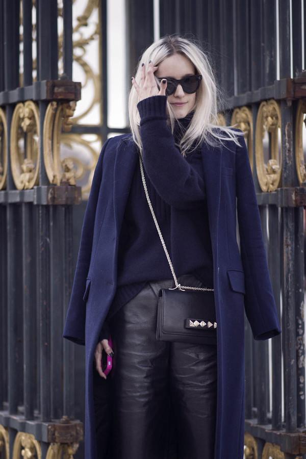 the fashion guitar sweater shoes bag coat sunglasses