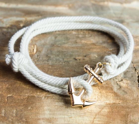 Nautical Anchor Bracelet | The Gadget Flow