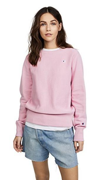 Champion Premium Reverse Weave sweater weave
