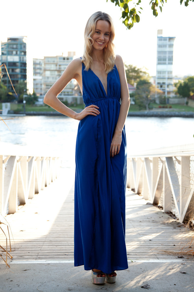 Something Blue Maxi – Shop Fashion Avenue
