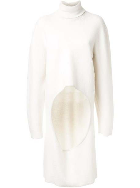Dion Lee tunic white top