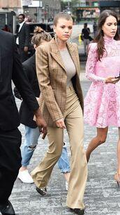 top,sofia richie,fashion week,celebrity,fall outfits